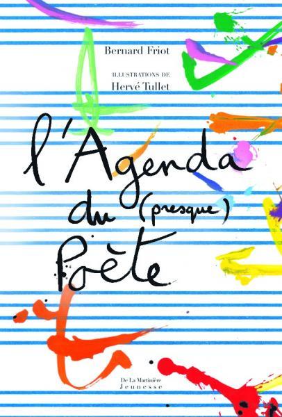 Couverture de l'ouvrage L'Agenda du (presque) poète