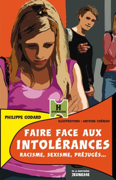 Couverture de l'ouvrage Faire face aux intolérances