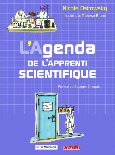 Couverture de l'ouvrage L'Agenda de l'apprenti scientifique