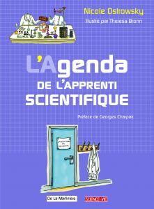 Couverture de l'ouvrage L'Agenda de l'apprenti scientifique