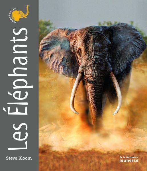Couverture de l'ouvrage Les Eléphants