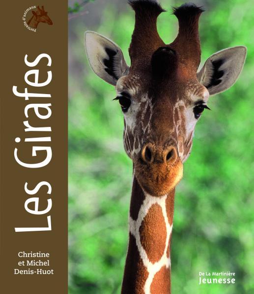 Couverture de l'ouvrage Les Girafes