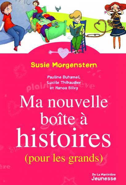 Couverture de l'ouvrage Ma nouvelle boîte à histoires