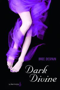 Couverture de l'ouvrage Dark Divine