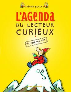 Couverture de l'ouvrage L'Agenda du lecteur curieux