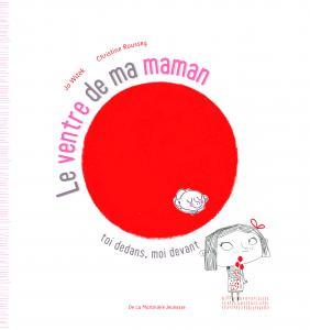 Couverture de l'ouvrage Le Ventre de ma maman