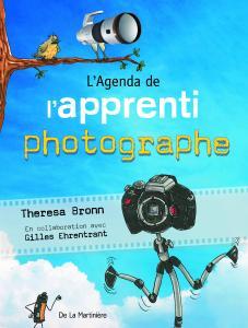 Couverture de l'ouvrage L'Agenda de l'apprenti photographe
