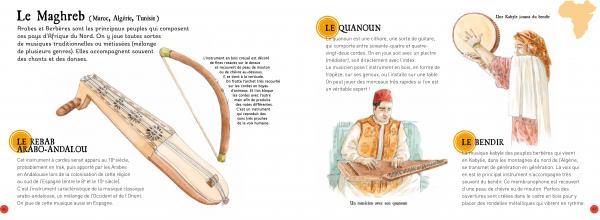 Les instruments de musique du monde