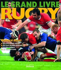 Couverture de l'ouvrage Le Grand livre rugby