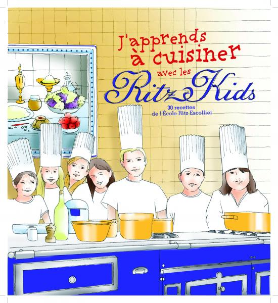 J 39 apprends cuisiner avec les ritz kids the ritz hotel for J apprends a cuisiner