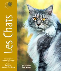 Couverture de l'ouvrage Les chats