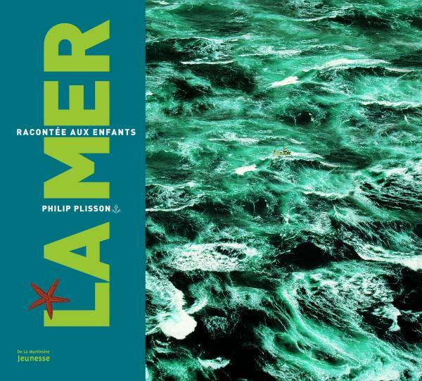 Couverture de l'ouvrage La Mer racontée aux enfants