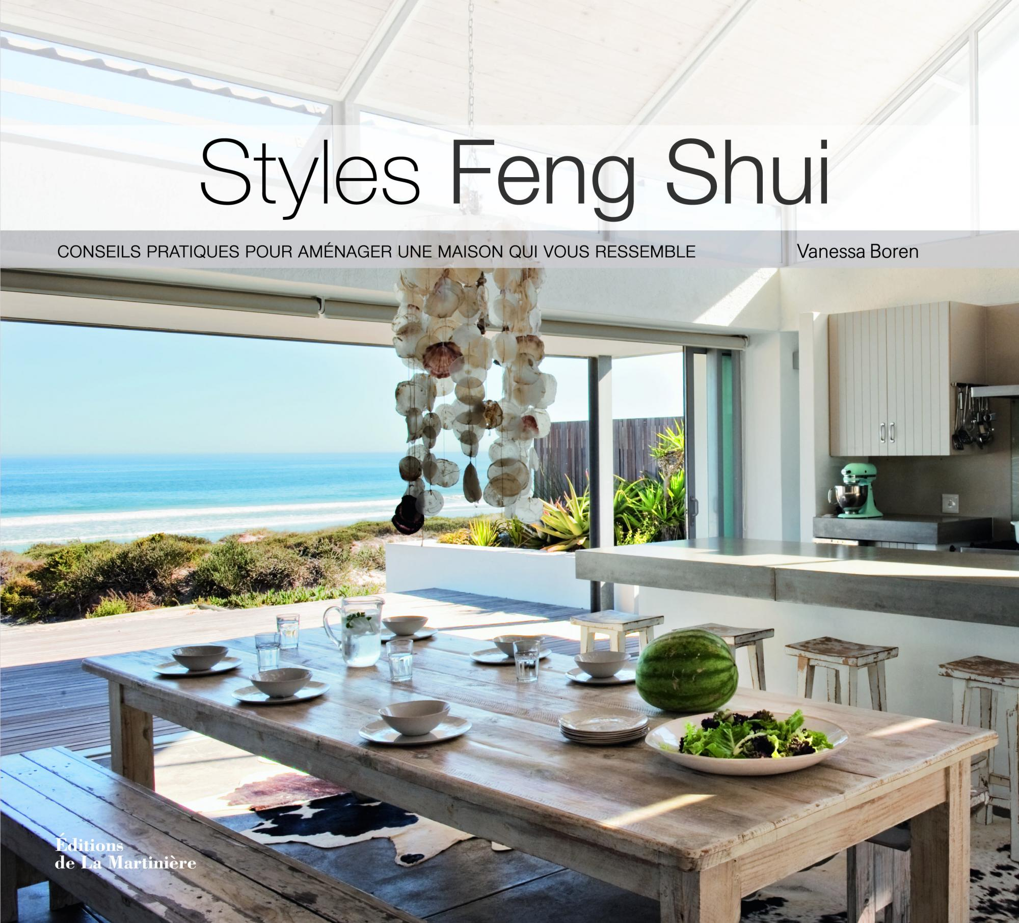 Styles feng shui vanessa boren editions de la martini re for Couleur feng shui salon