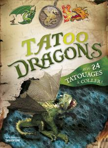Couverture de l'ouvrage Tatoo Dragons