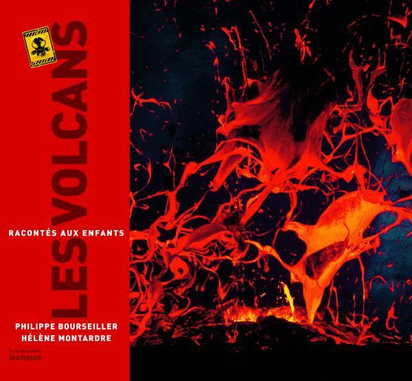Couverture de l'ouvrage Les Volcans racontés aux enfants