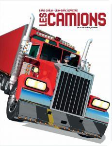 Couverture de l'ouvrage Les camions