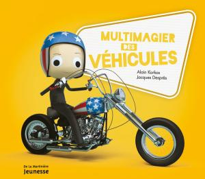 Couverture de l'ouvrage Multimagier des véhicules