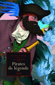 Couverture de l'ouvrage Pirates de légende