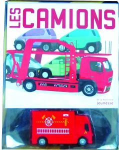 Couverture de l'ouvrage Mon coffret de camions