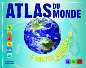 Couverture de l'ouvrage Atlas du Monde