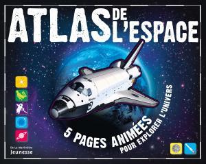 Couverture de l'ouvrage Atlas de l'espace