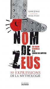 Couverture de l'ouvrage Nom de Zeus