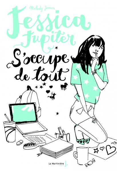 Couverture de l'ouvrage Jessica Jupiter s'occupe de tout