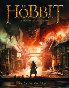 Couverture de l'ouvrage Le Hobbit - La Bataille des Cinq Armées