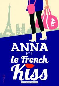 Couverture de l'ouvrage Anna et le french kiss