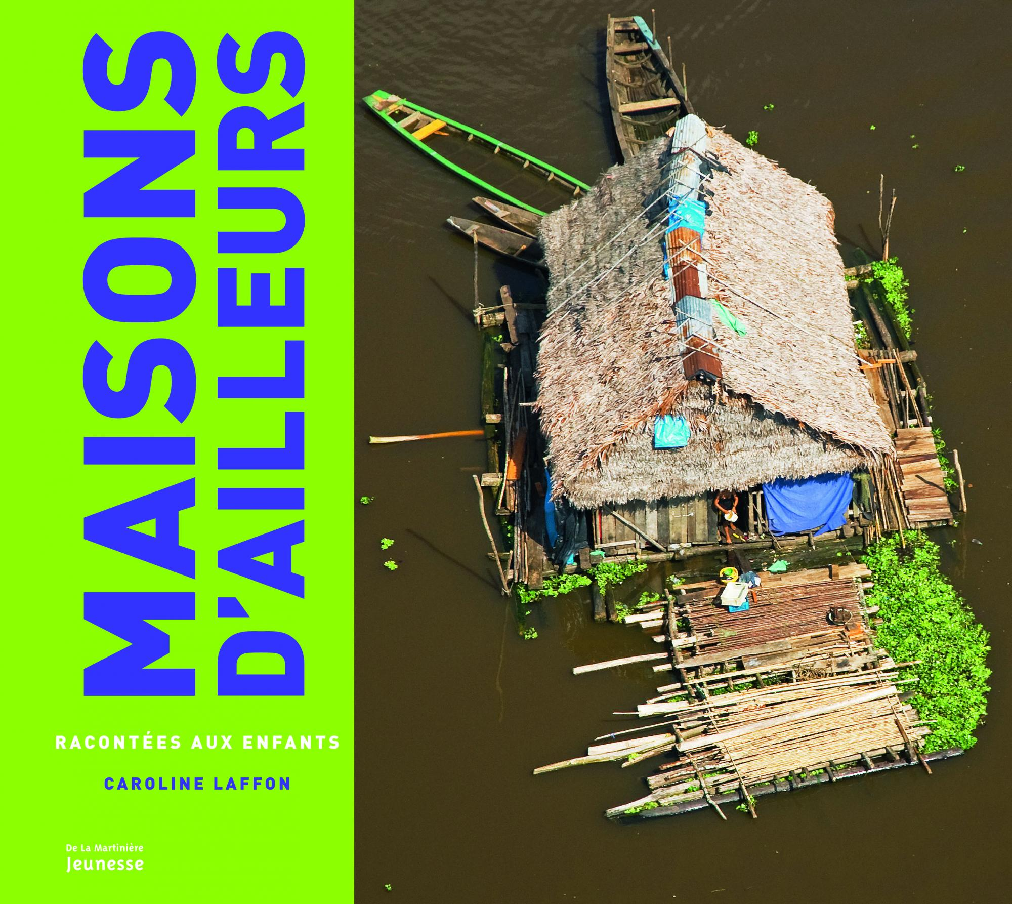 MAISONS D ICI ET D AILLEURS - TVMonde Afrique