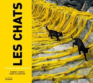Couverture de l'ouvrage Les Chats racontés aux enfants
