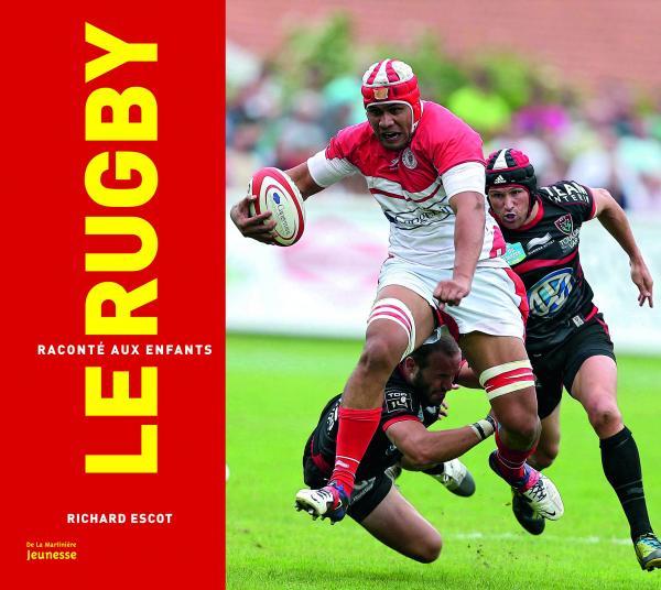 Couverture de l'ouvrage Le Rugby