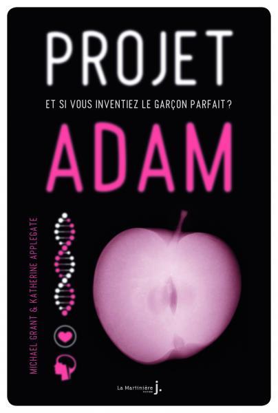 Couverture de l'ouvrage Projet Adam