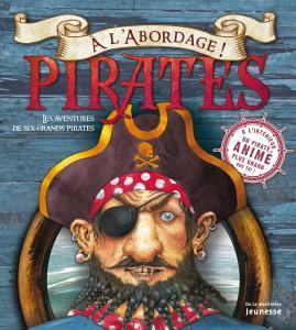 Couverture de l'ouvrage Pirates