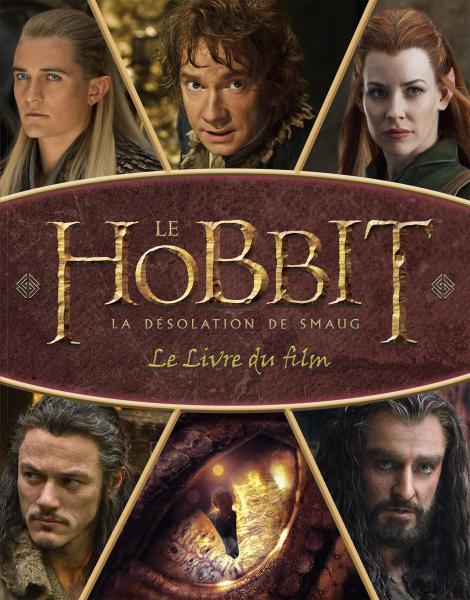 Couverture de l'ouvrage Le Hobbit - La désolation de Smaug