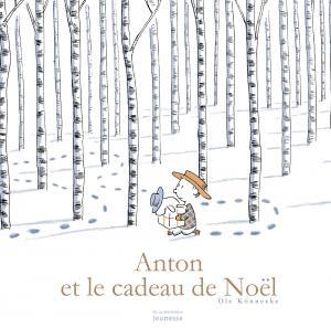 Couverture de l'ouvrage Anton et le cadeau de Noël