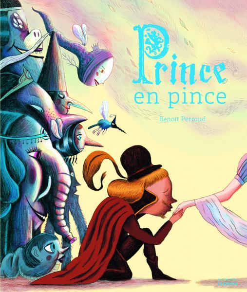 Couverture de l'ouvrage Prince en pince