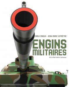 Couverture de l'ouvrage Les Engins militaires