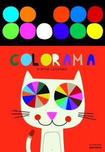 Couverture de l'ouvrage Colorama