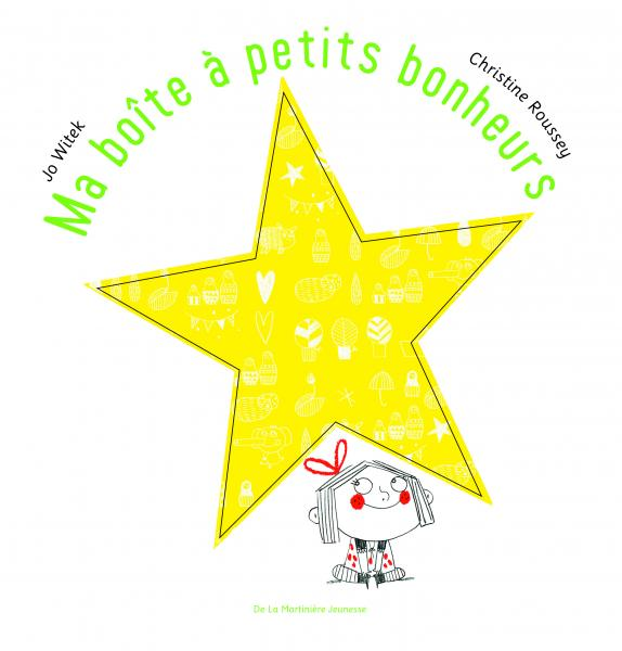 Couverture de l'ouvrage Ma boîte à petits bonheurs
