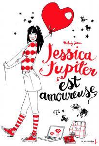 Couverture de l'ouvrage Jessica Jupiter est amoureuse