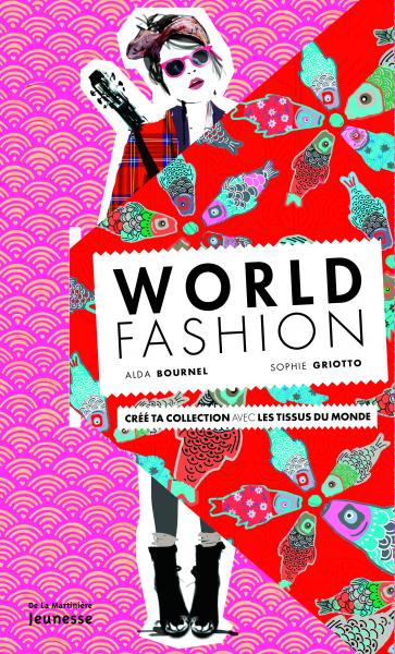 Couverture de l'ouvrage World Fashion