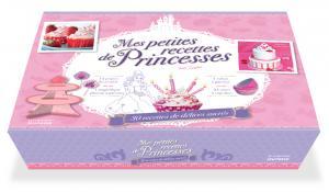 Couverture de l'ouvrage Mes petites recettes de princesses