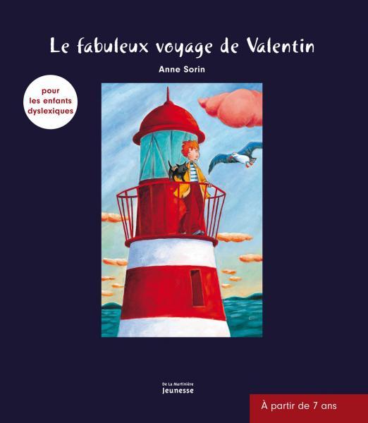 Couverture de l'ouvrage Fabuleux voyage de Valentin