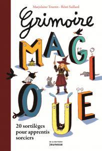 Couverture de l'ouvrage Grimoire magique