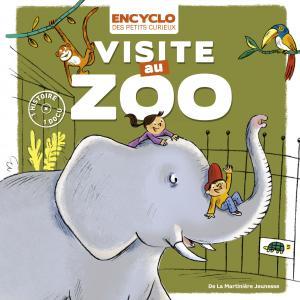 Couverture de l'ouvrage Visite au zoo