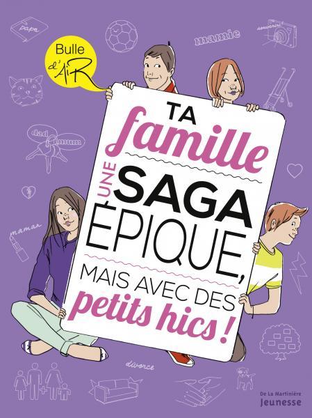Couverture de l'ouvrage Ta famille