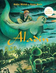 Couverture de l'ouvrage Aladin
