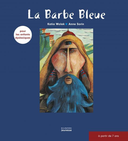 Couverture de l'ouvrage La Barbe bleue