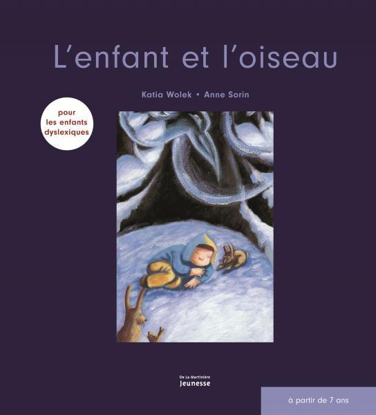 Couverture de l'ouvrage L'Enfant et l'oiseau